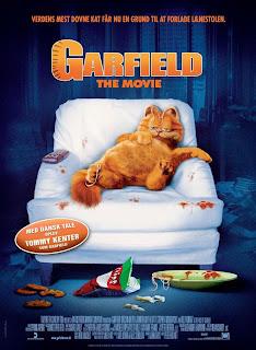 Garfield: La Película Poster
