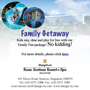 Rasa Sentosa Resort & Spa