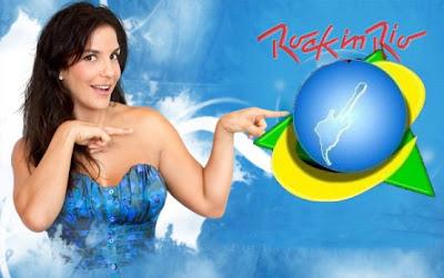 Show Ivete Sangalo - Rock in Rio 2011