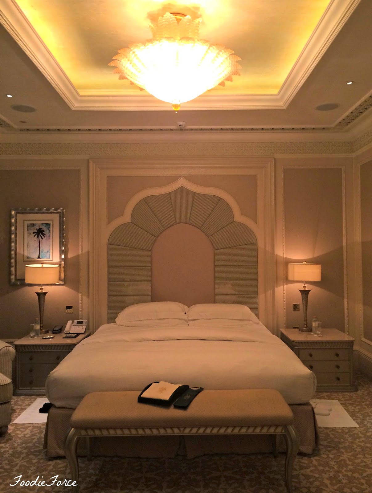 Emirate Palace suite