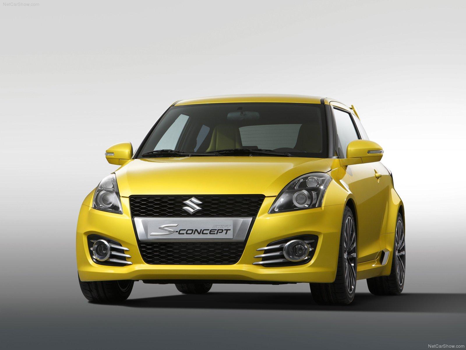 Hình ảnh xe ô tô Suzuki Swift S Concept 2011 & nội ngoại thất