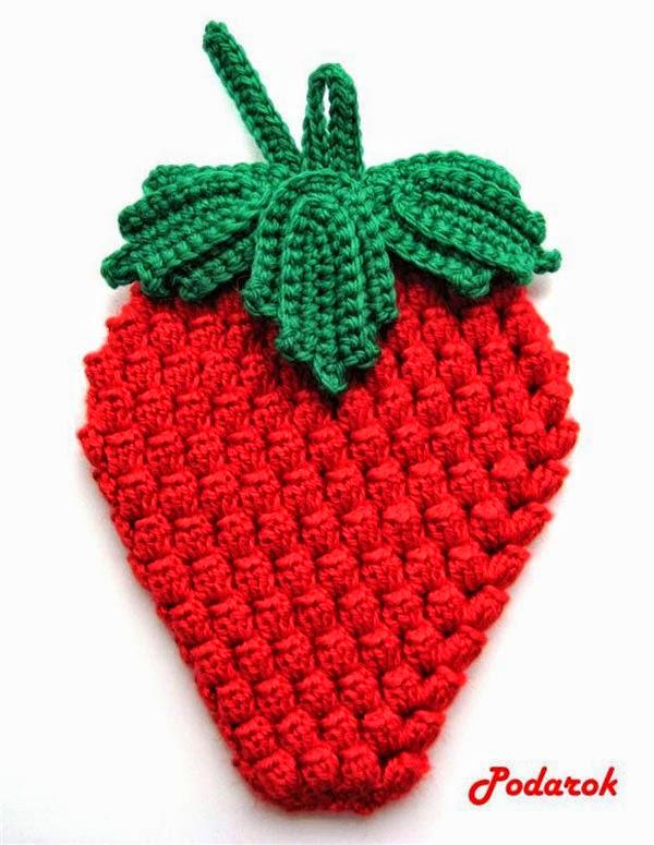 5 modelos de agarraderas crochet | Crochet y Dos agujas - Patrones ...