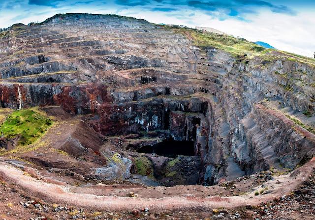 El Museo de la Minería realiza el Atlas del Paisaje y Patrimonio Minero de Abanto-Zierbena