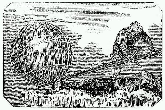 Archimedes vs Copernicus