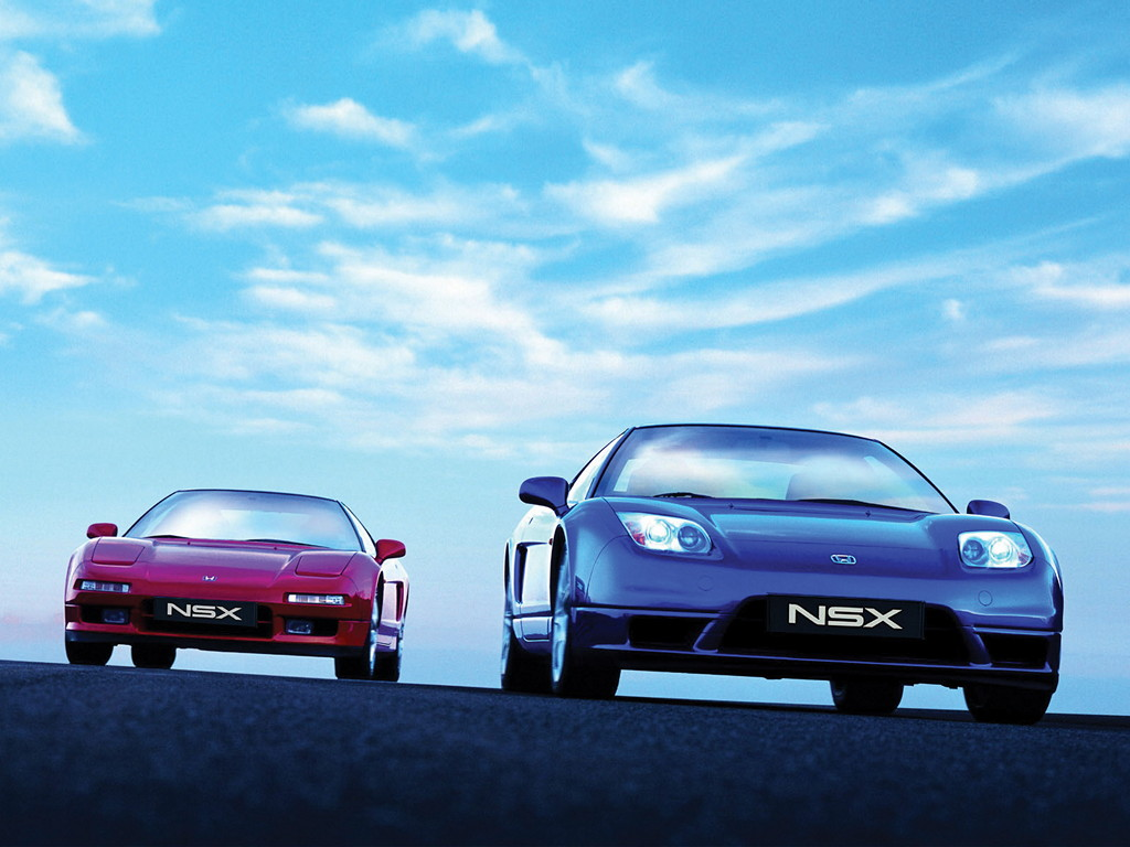 Honda NSX japoński supercar sportowy samochód kultowy V6 RWD