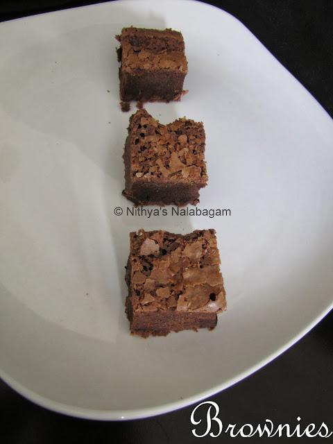 Fantasy Brownies