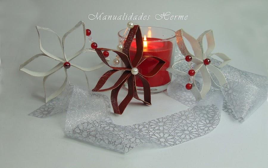 Como hacer adornos navidenos - Adornos navidenos paso a paso ...