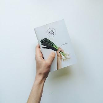 """książka """"Roślinne Porady warzywa"""""""