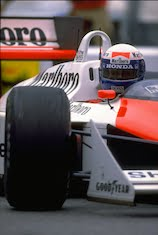 Prost McLaren Honda