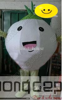 may mascot