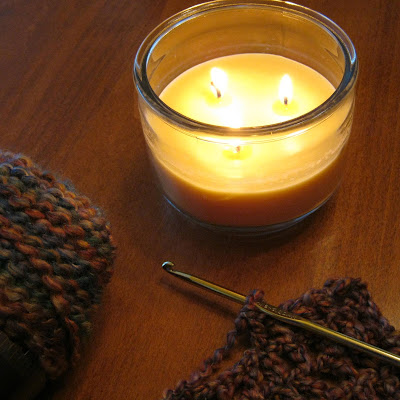 Crochet, knitting, or working on other craft projects is one thing do do when the power is out. Here are nine more.