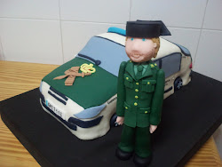 TARTA GUARDIA CIVIL