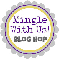 Happy Go Lucky Mingle With Us Blog Hop