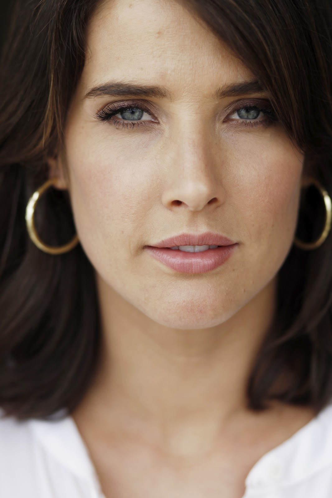 Cobie Smulders so beautiful latest Matt Sayles Photoshoot
