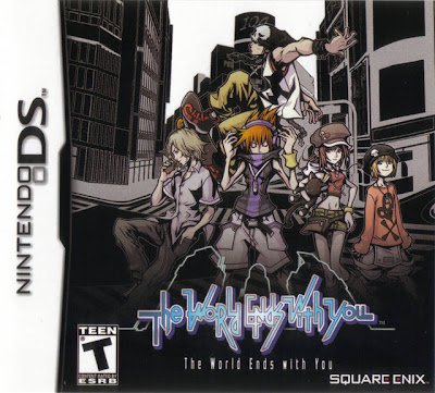 The World Ends With You DS