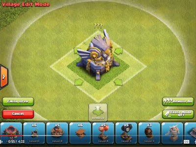 defense baru coc th11