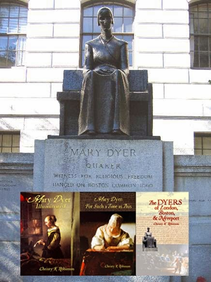TOP 10 ABOUT MARY DYER, top post on this blog