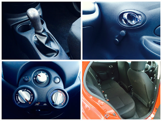 2015 Nissan Micra S collage