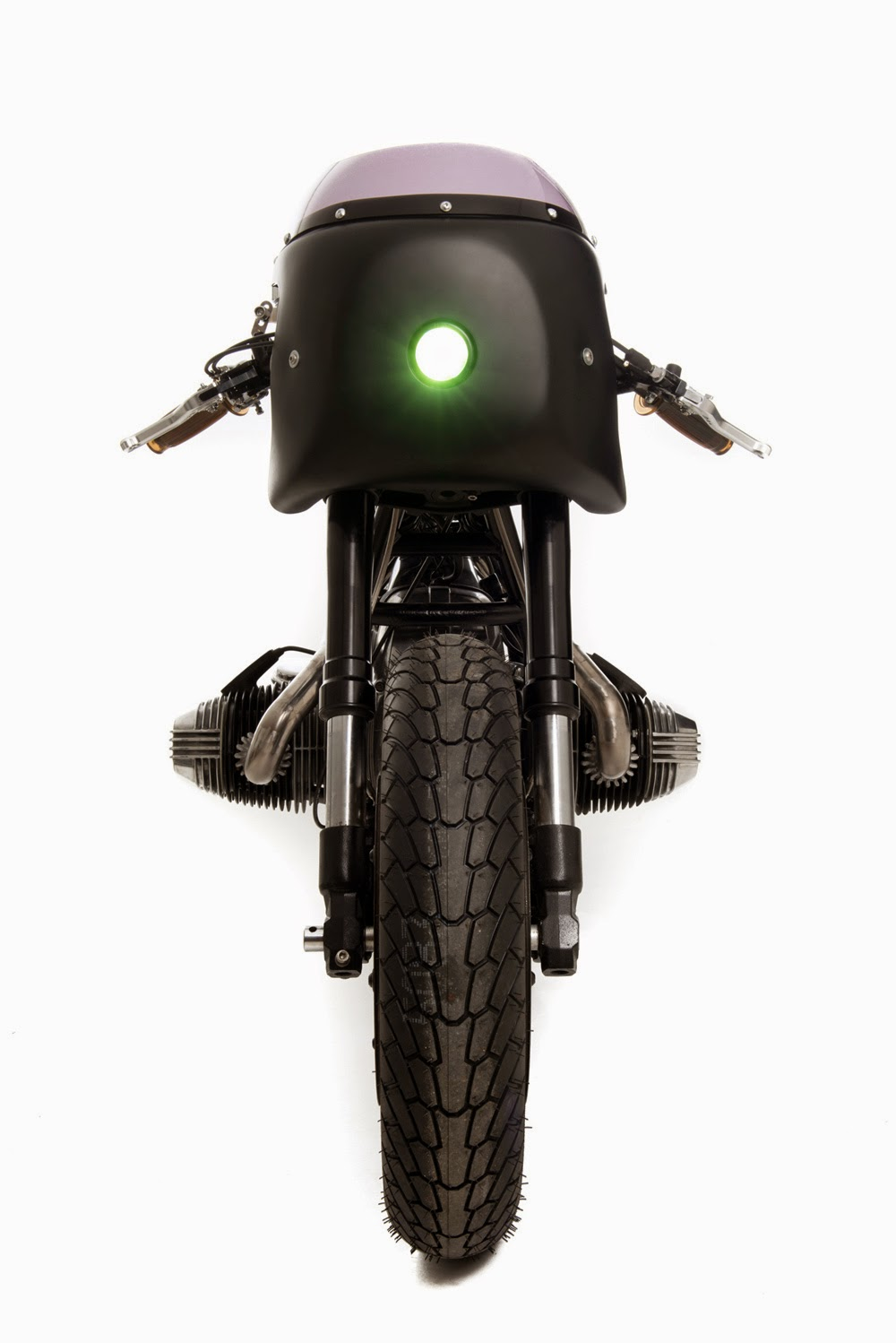 BMW R 65 Cafe Racer by Ed.Turner Motorcycles
