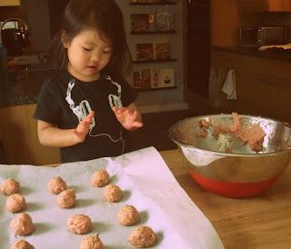 http://www.foodnetwork.com/recipes/giada-de-laurentiis/penne-with-turkey-meatballs-recipe2/index.html