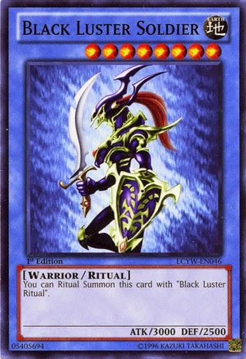 penjelasan ritual monster dalam kartu yugioh