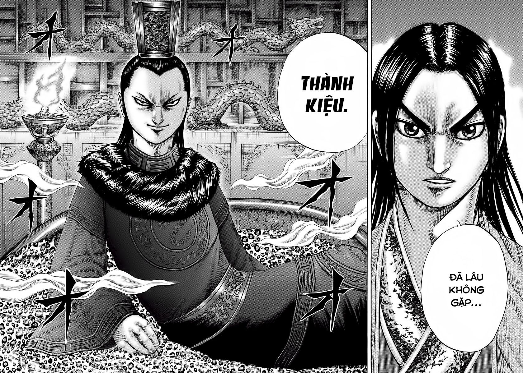 Kingdom - Vương Giả Thiên Hạ Chapter 255 page 17 - IZTruyenTranh.com