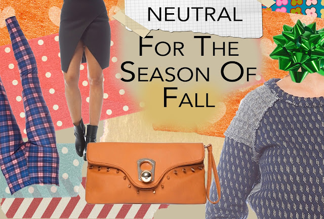 Neutral For The Season Of Fall ft.Apparel Candy