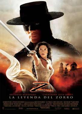 Poster La Leyenda Del Zorro