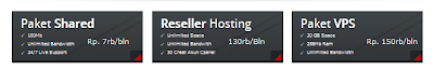 paket hosting, domain