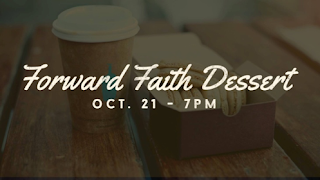 Forward Faith Dessert 1021