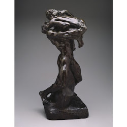 I am beautiful, Rodin