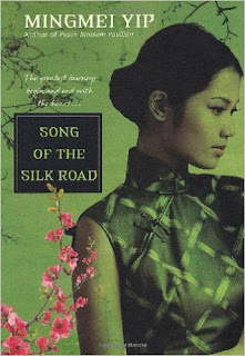 https://www.goodreads.com/book/show/8567279-song-of-the-silk-road