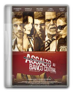 Assalto ao Banco Central   CAM AVi + RMVB Nacional