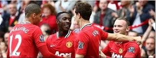 MU win 8-2 over Arsenal