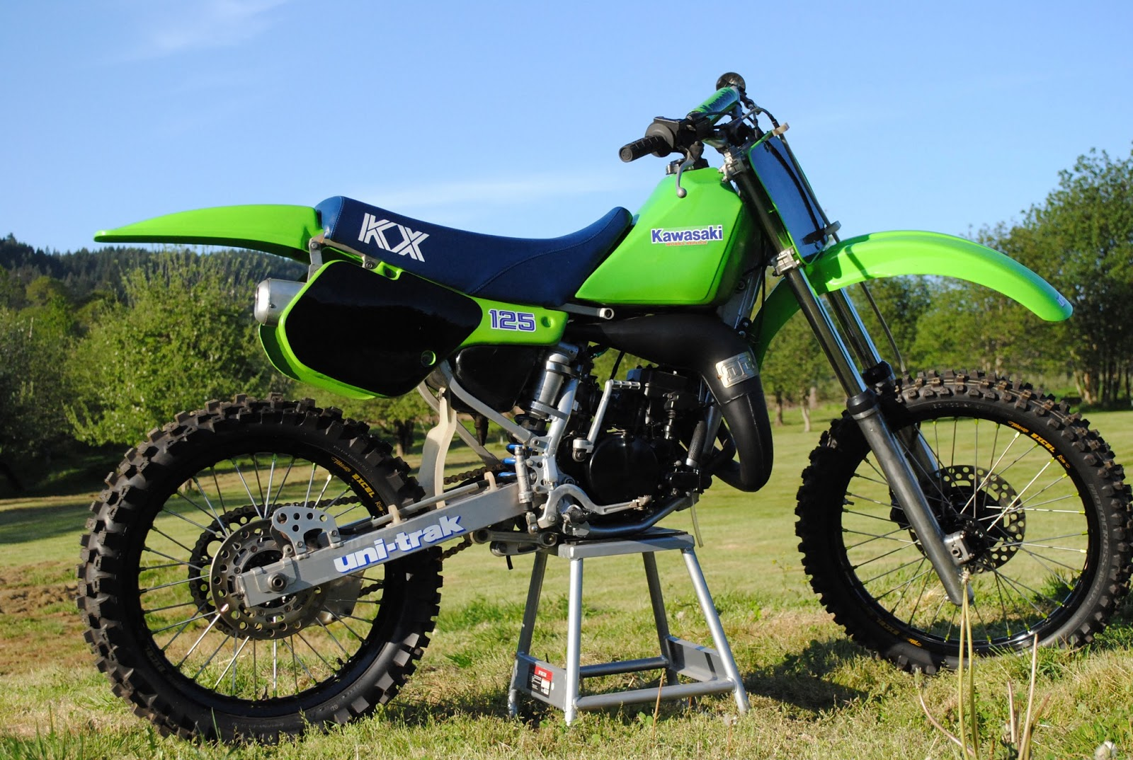 The Kx125 Project