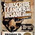 Subscribe, Leander, Insane, The Idoru, Csakazértis koncert
