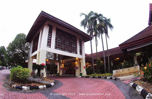 Buffet Ramadhan di Bangi Golf Resort Restaurant