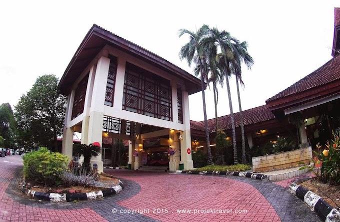 Buffet Ramadhan di Bangi Golf Resort Restaurant