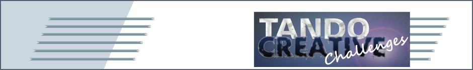 Tando Creative Challenge Blog