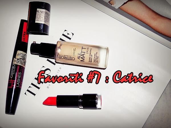 Favorīti #7 : Catrice