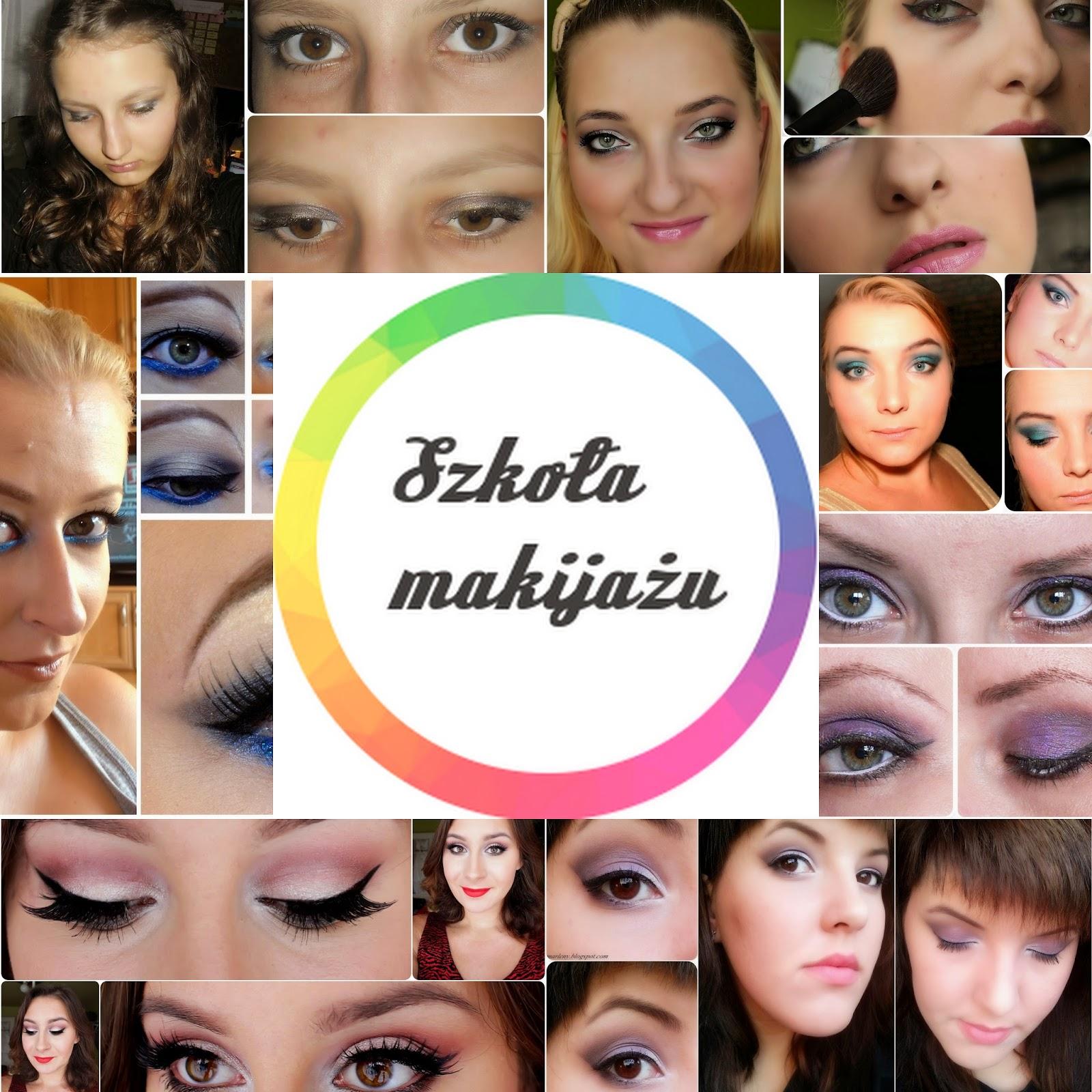 szkoła makijażu wspólna grafika