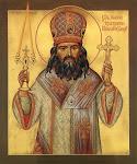 ST JOHN MAXIMOVITCH