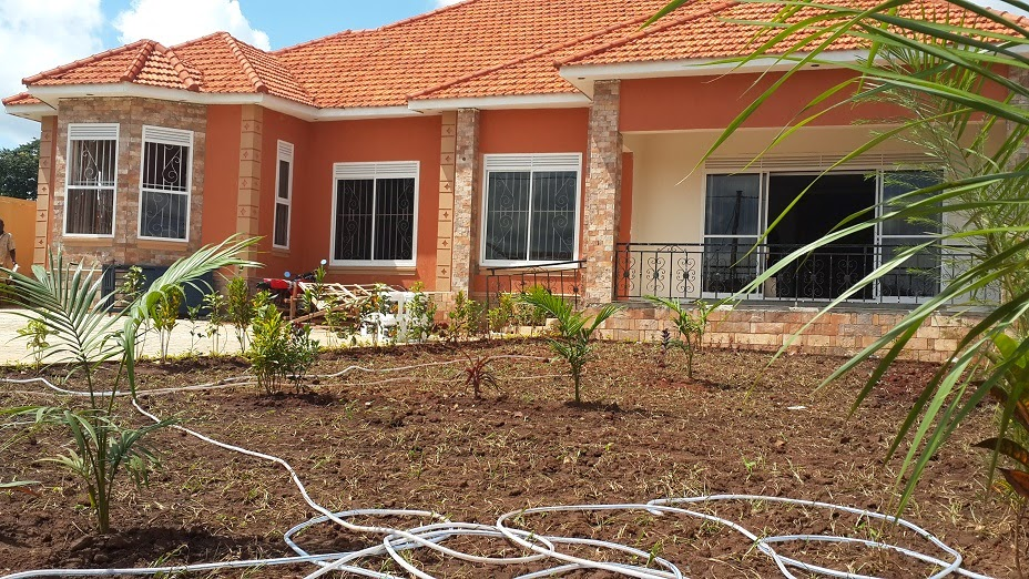 Houses for sale kampala uganda house for sale kira for Best residential houses in uganda