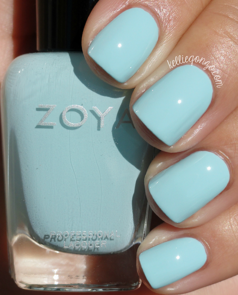 Zoya Lillian Delight collection