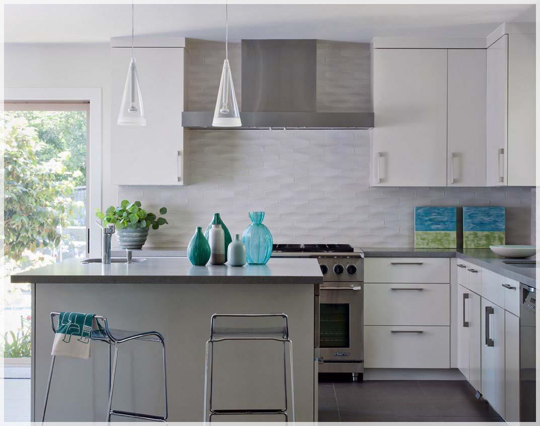 24 Kjøkken benken ideer - interiør inspirasjon