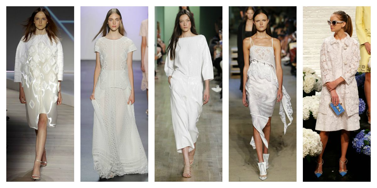 new york fashion week trend report ss16 wearing white at nyfw