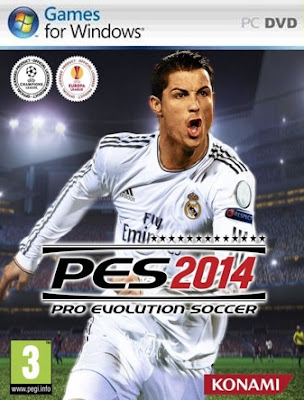 Pro Evolution Soccer (PES) 2014 PC Cover