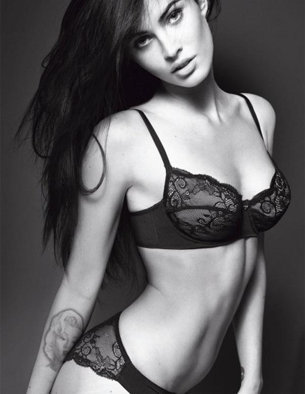 Megan Fox in sexy ad campaign