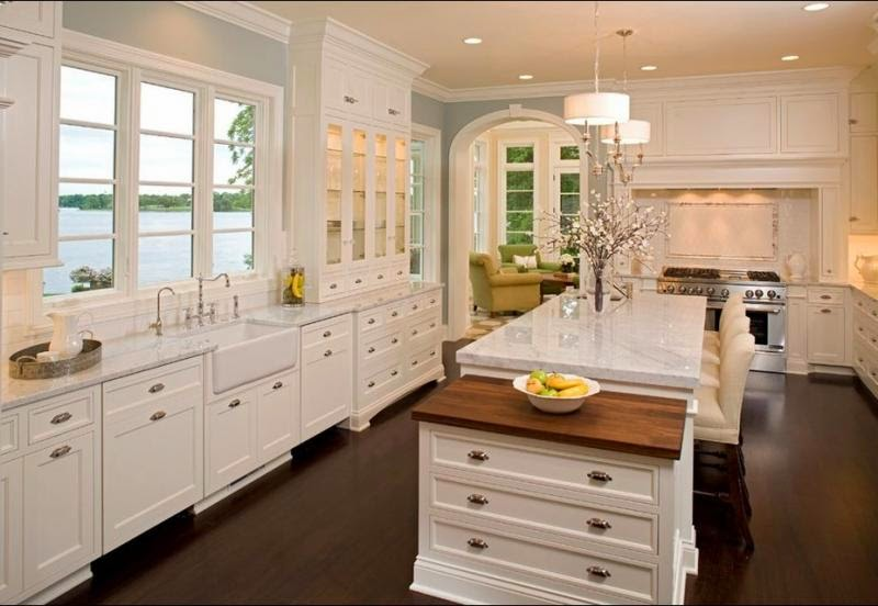 White Kitchen Design 2014 storage ideas for every kitchen. | interiors blog