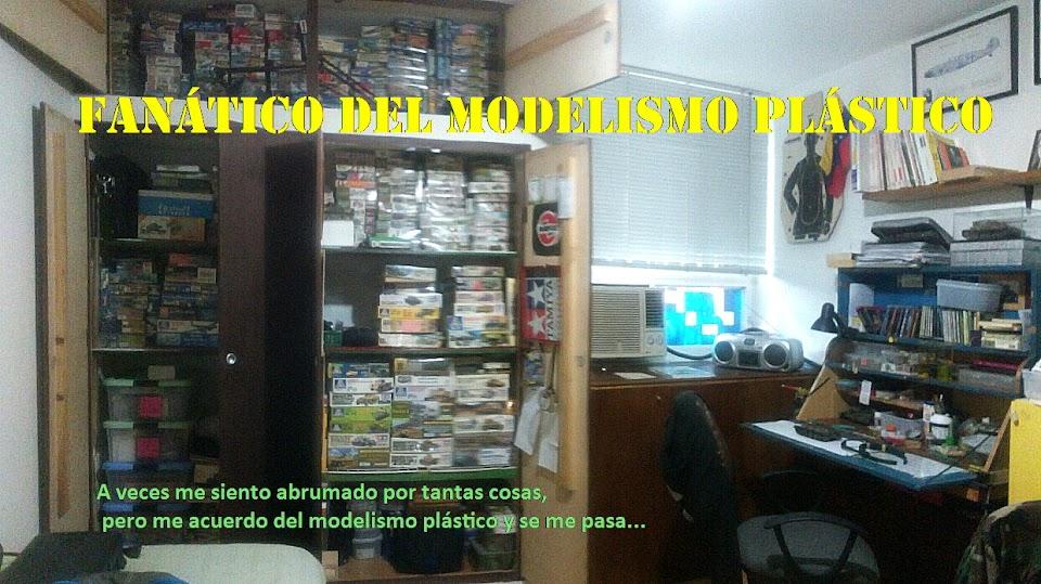 Fanático del Modelismo Plástico